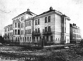 Szpital Zakaźny św. Stanisława